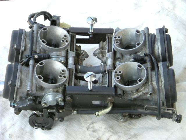 yamaha vmax carburetor