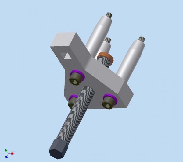 Puller Flywheel proposed design